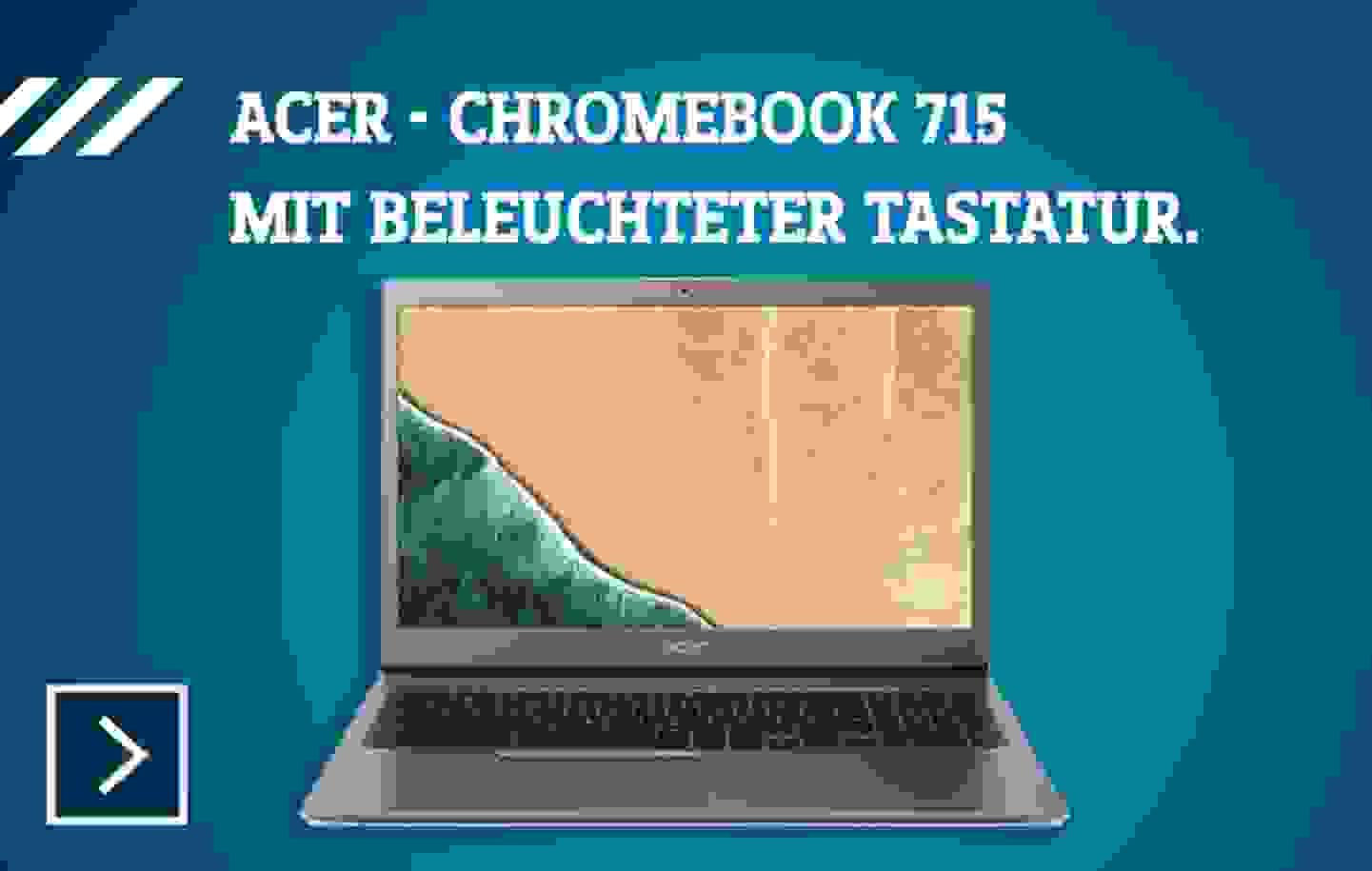 Acer - Chromebook 715 »