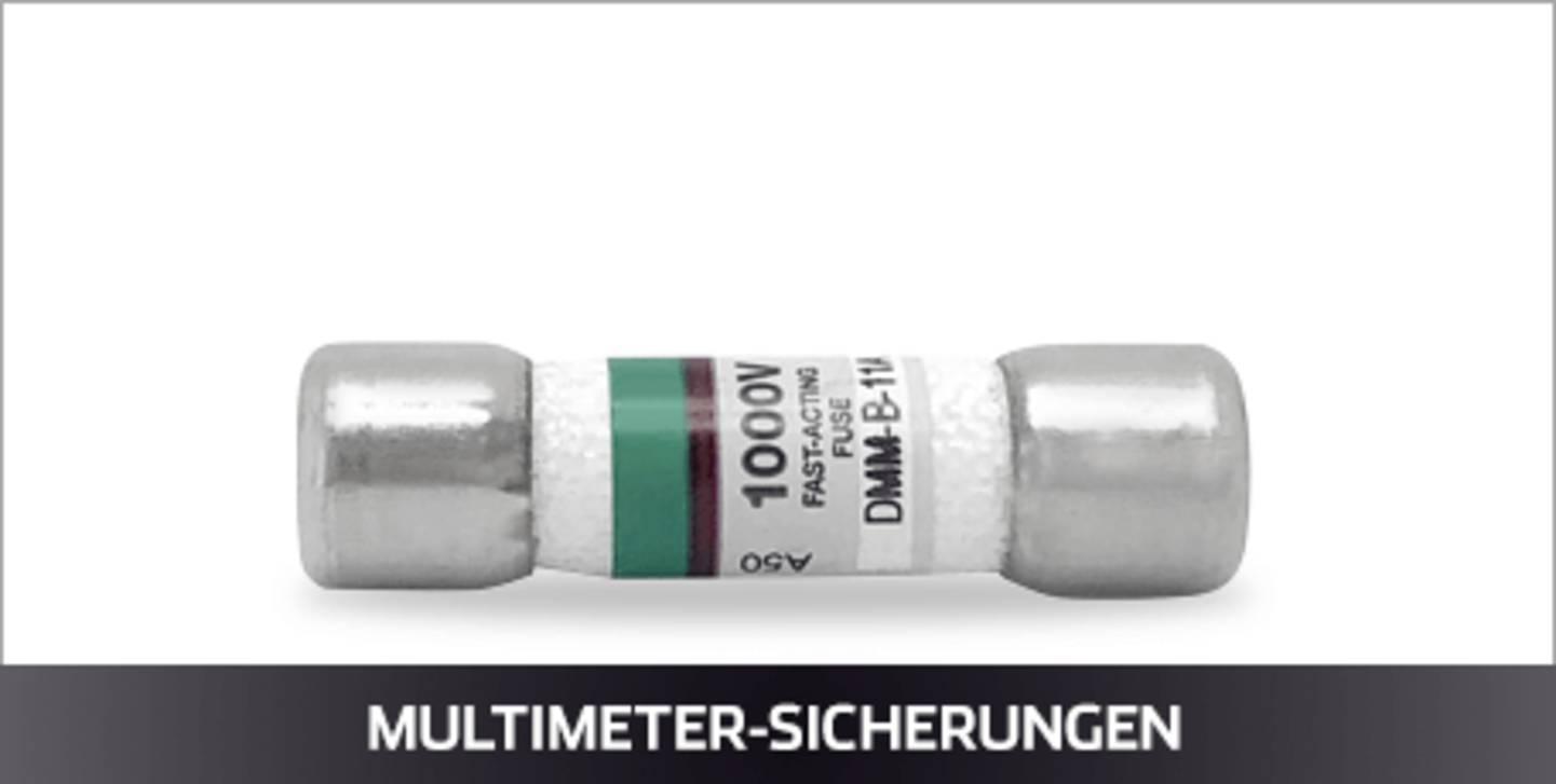 Multimeter Sicherung