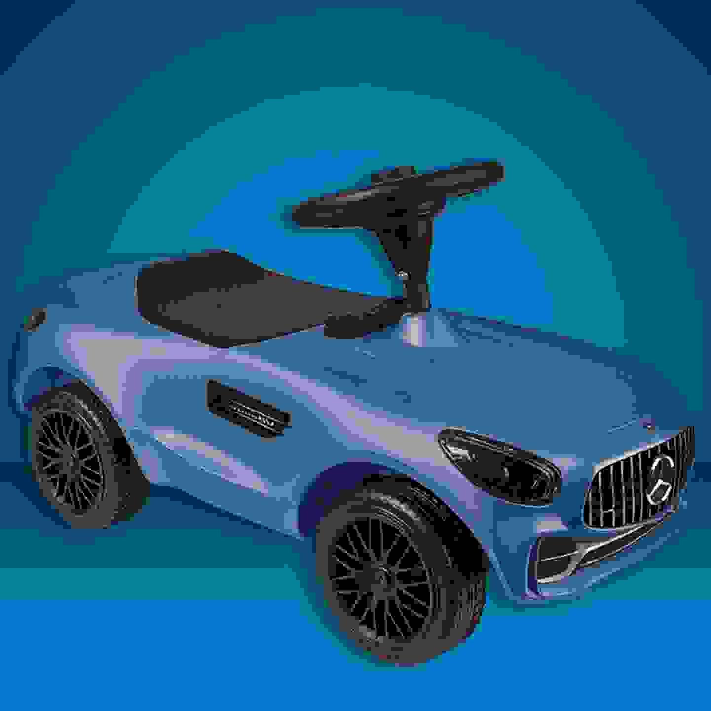 BIG AMG GT - Rutschauto »