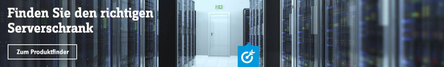 Netzwerk- und Serverschränke Finder
