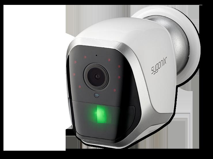 Sygonix WLAN IP Überwachungskamera