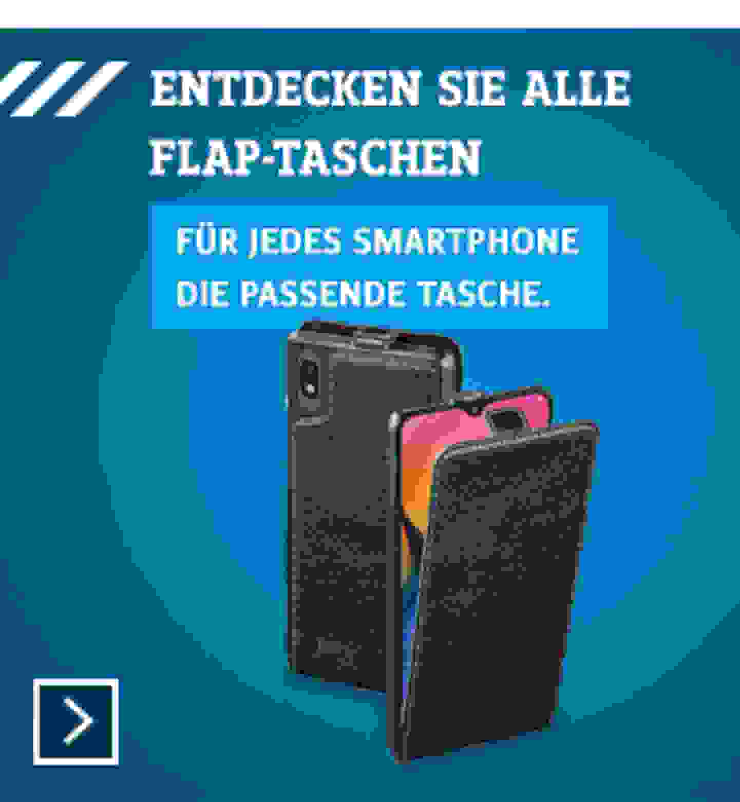 Hama Smartphone Flap-Taschen