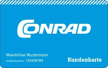 Conrad Kundenkarte für Privatkunden