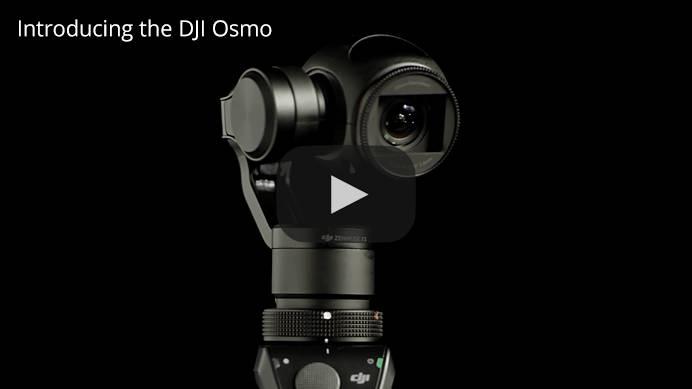 Introducing the DJI Osmo