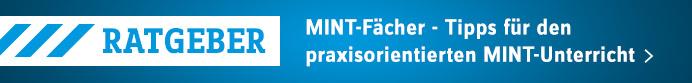 Ratgeber Tipps für den praxisorientierten MINT-Unterricht