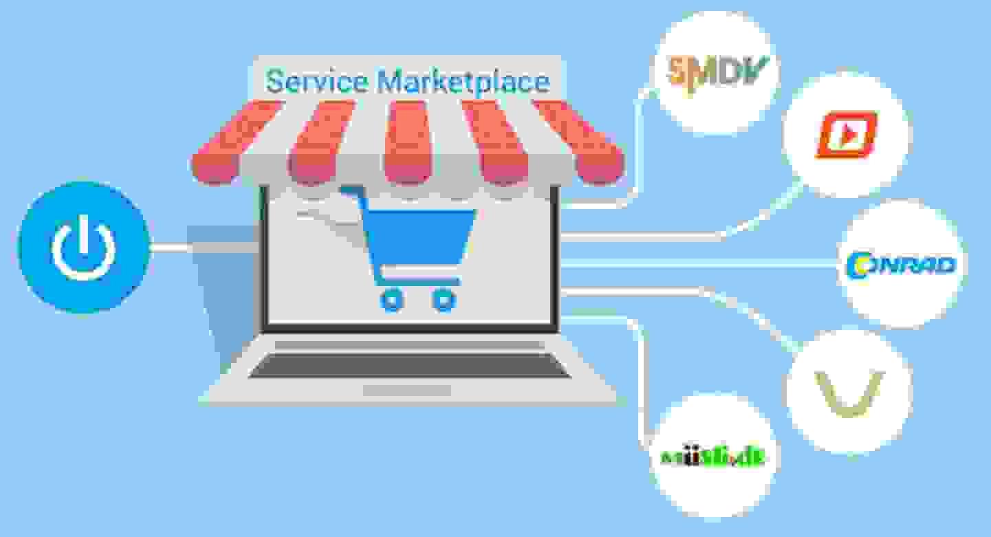 Artikel per Knopfdruck nachbestellen - Smart Ordering Service