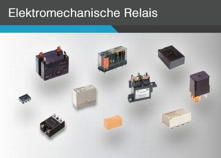 Elektromechanische Relais