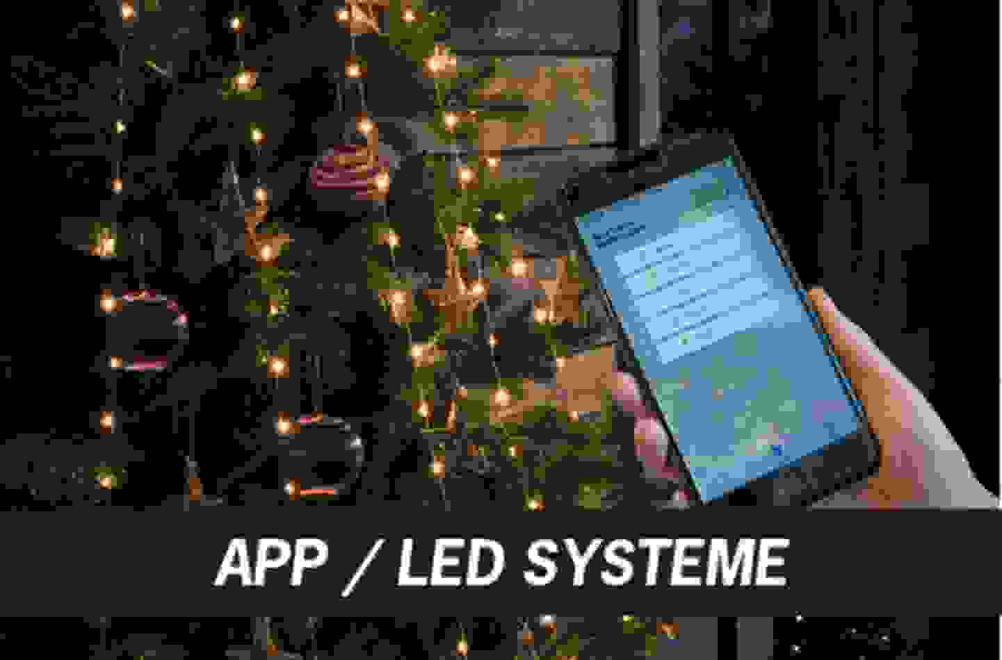 App / LED Systeme