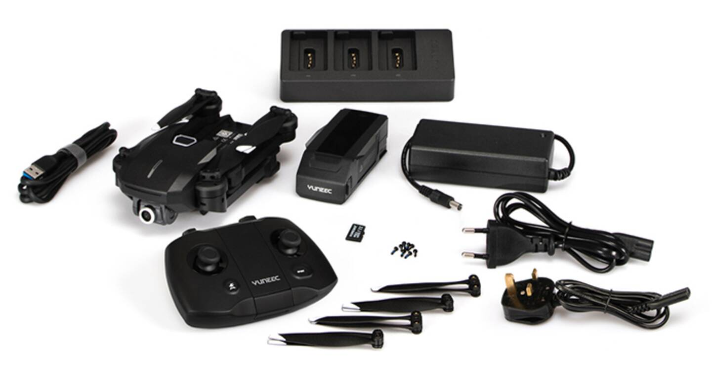 MantisQ - faltbare Kameradrohne