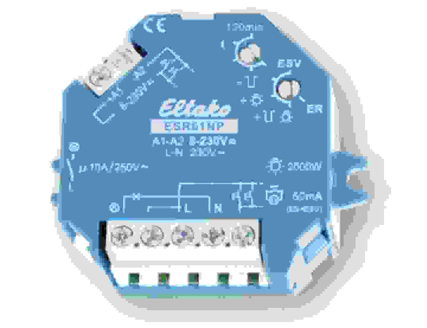Elektronischer Stromstoßschalter