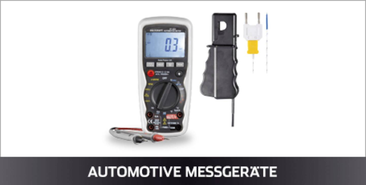 Automotive Messgeräte