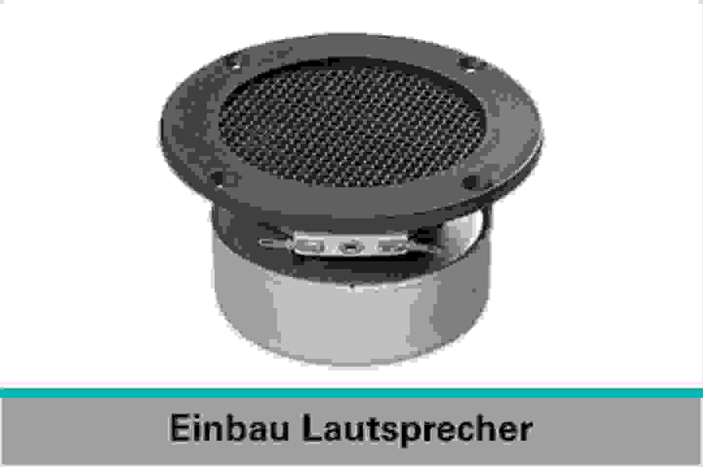 Speaka Professional Einbau Lautsprecher