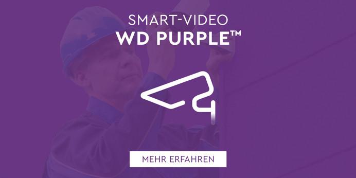 Smart-Video – WD PURPLE