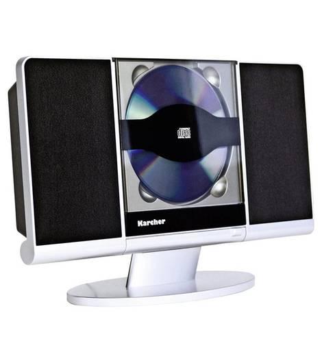 Stereoanlage mit CD-Player