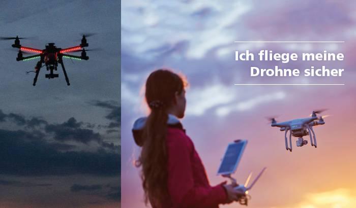 Regeln und allgemeine Fragen zu Drohnen