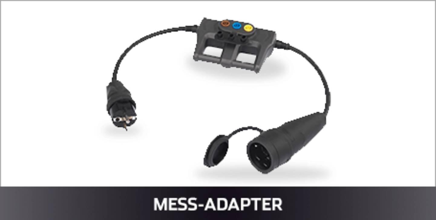 Voltcraft Mess-Adapter