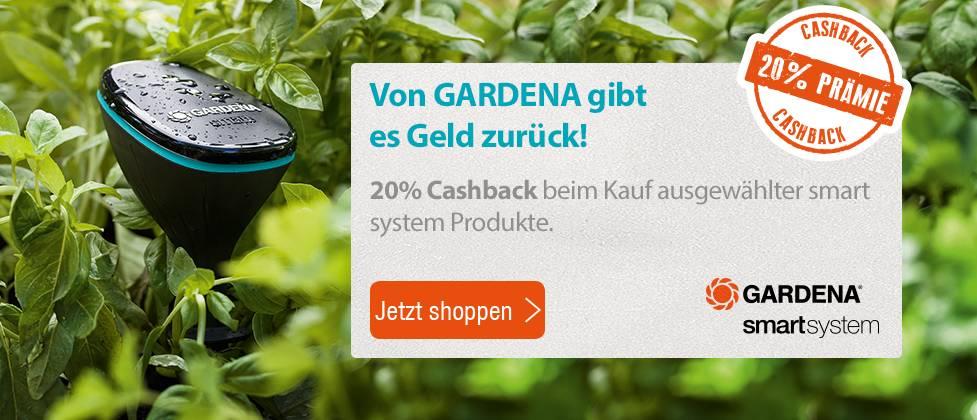 Gardena smart system Aktion