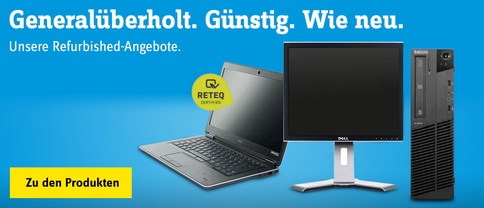 Refurbished Angebote