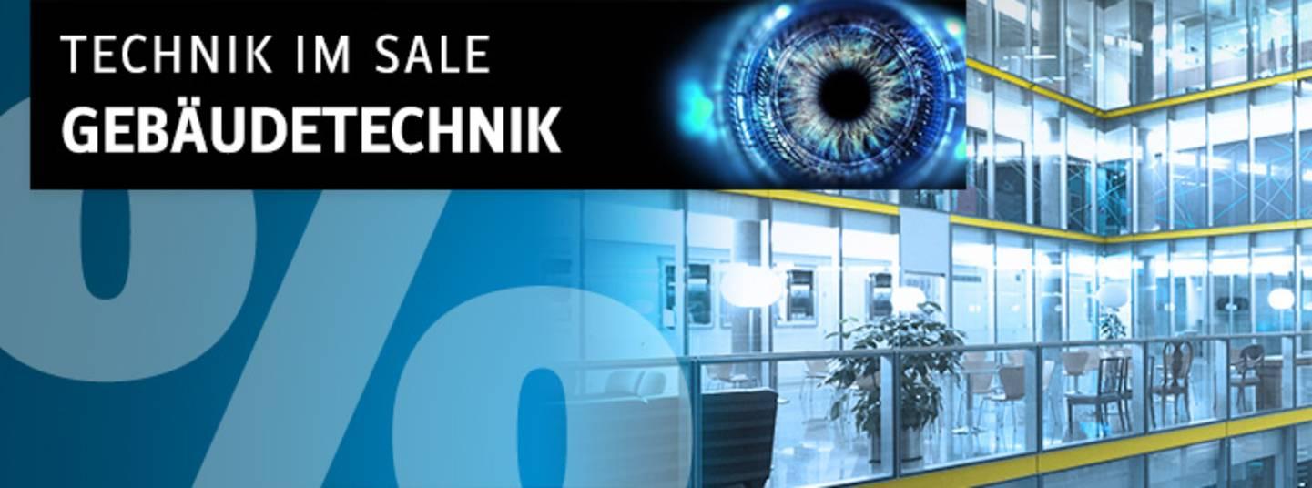 Technik im Sale: Gebäudetechnik