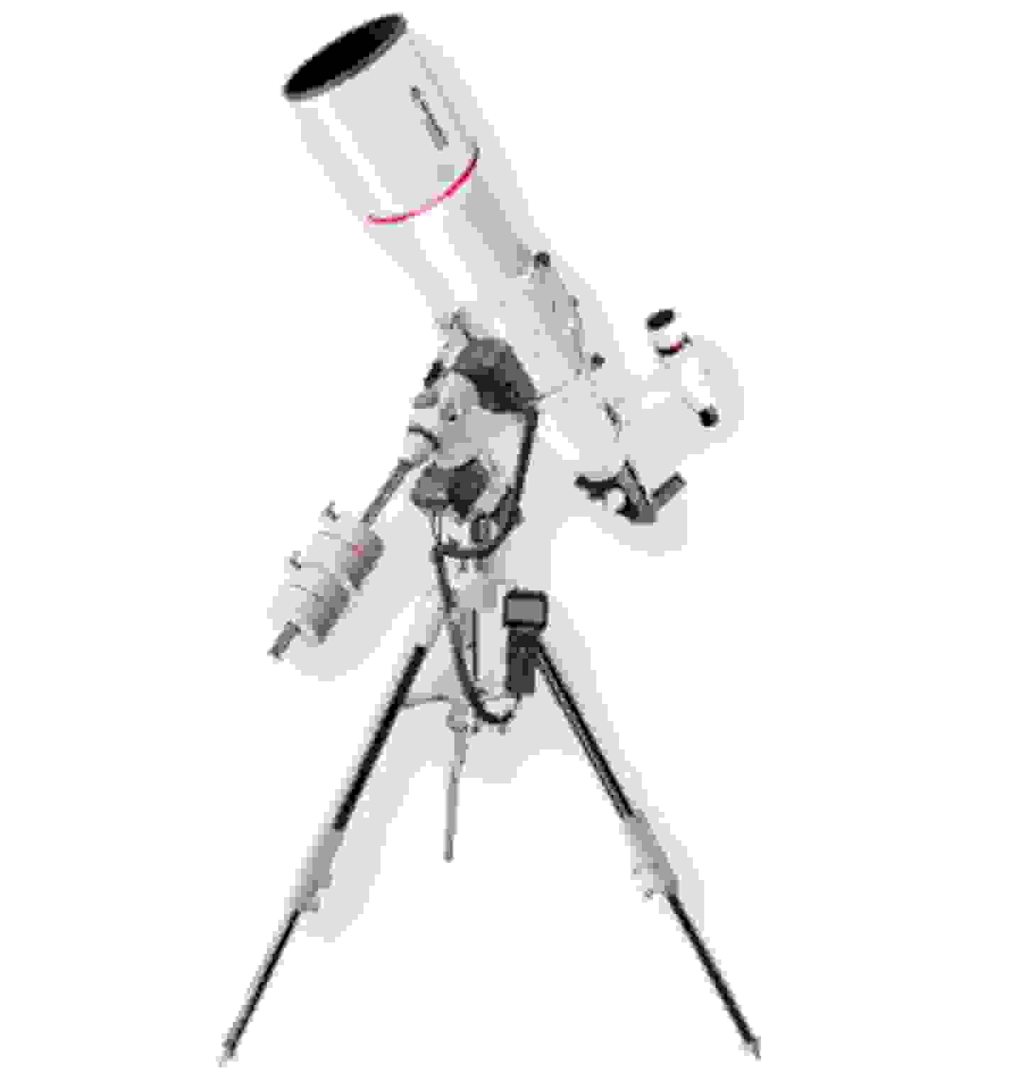 Modernes Teleskop