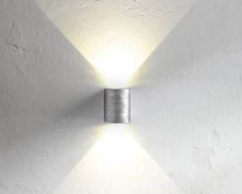 LED Außenwandleuchte