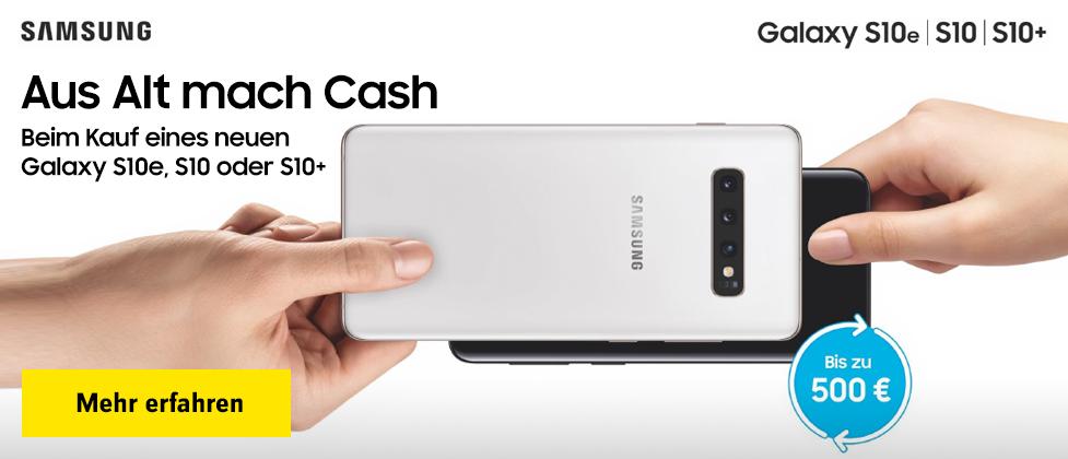 Samsung Alt-gegen-Neu Aktion