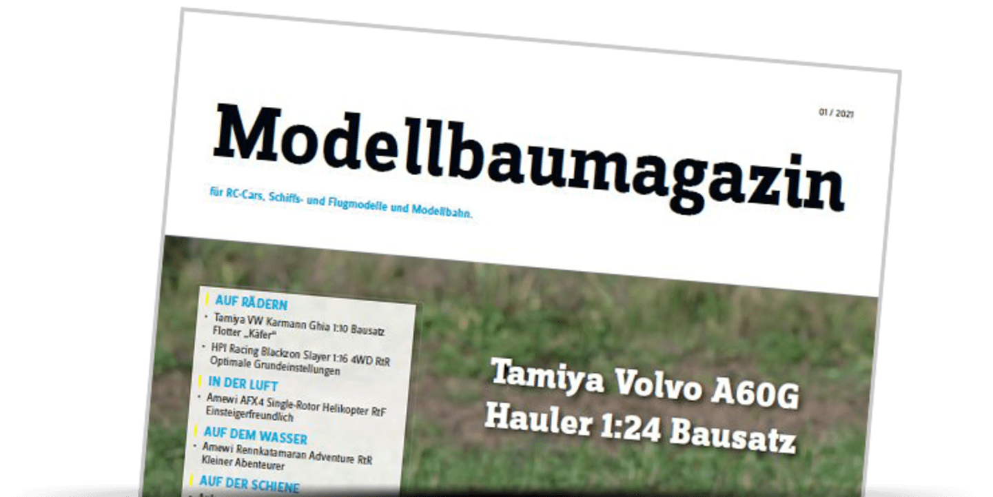 Modellbaumagazin