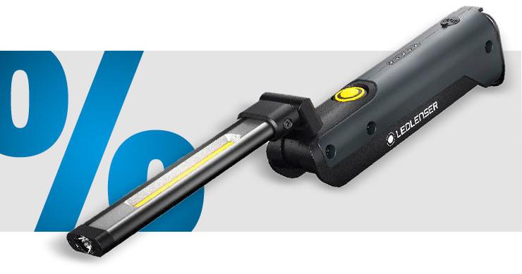 Ledlenser - LED Arbeitsleuchte 600 lm
