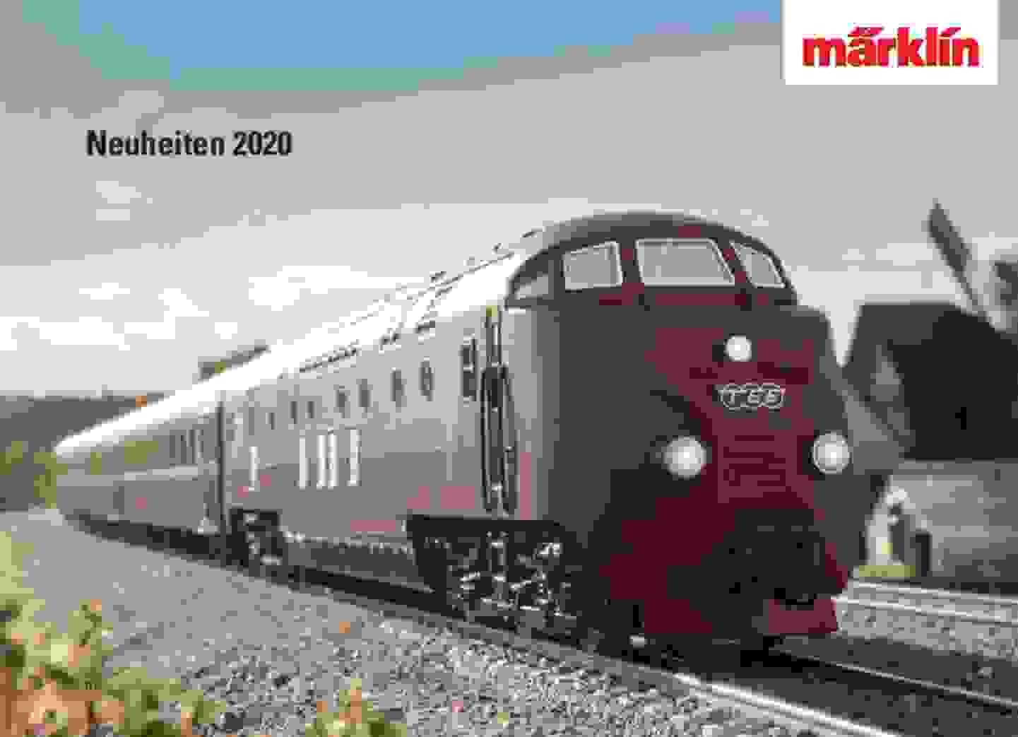 Märklin Katalog 2020