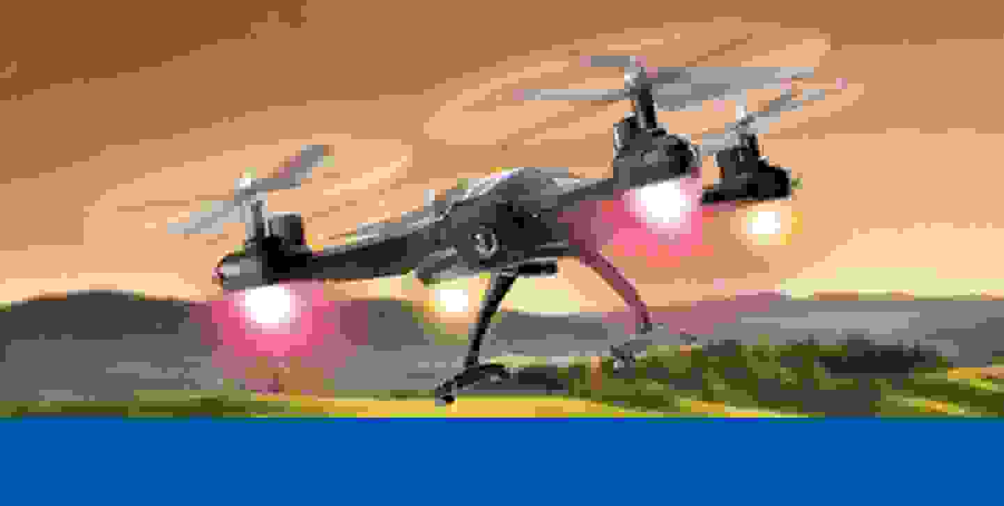 REELY Drohnen und Quadrocopter