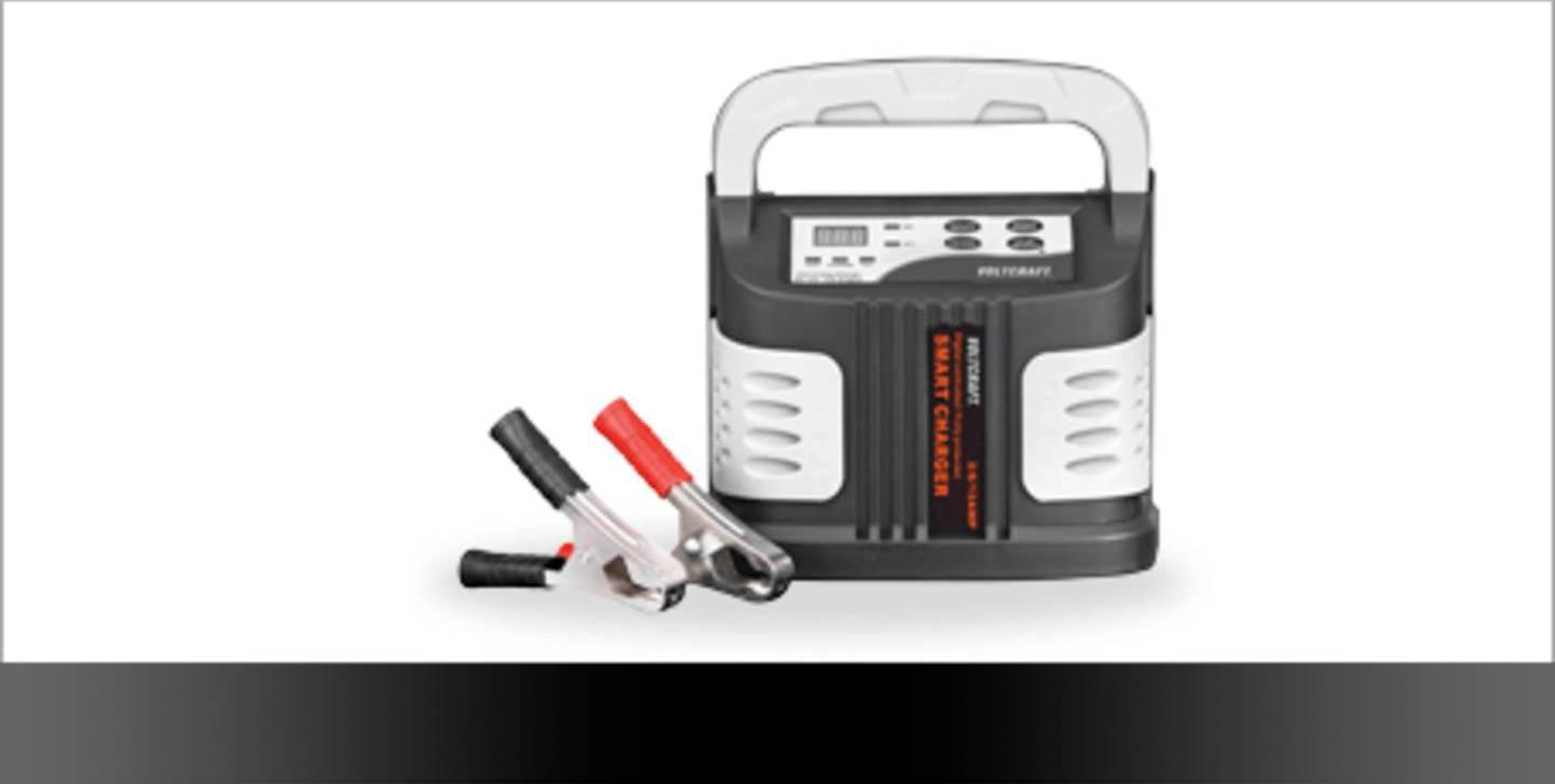VOLTCRAFT - KFZ Ladegeräte