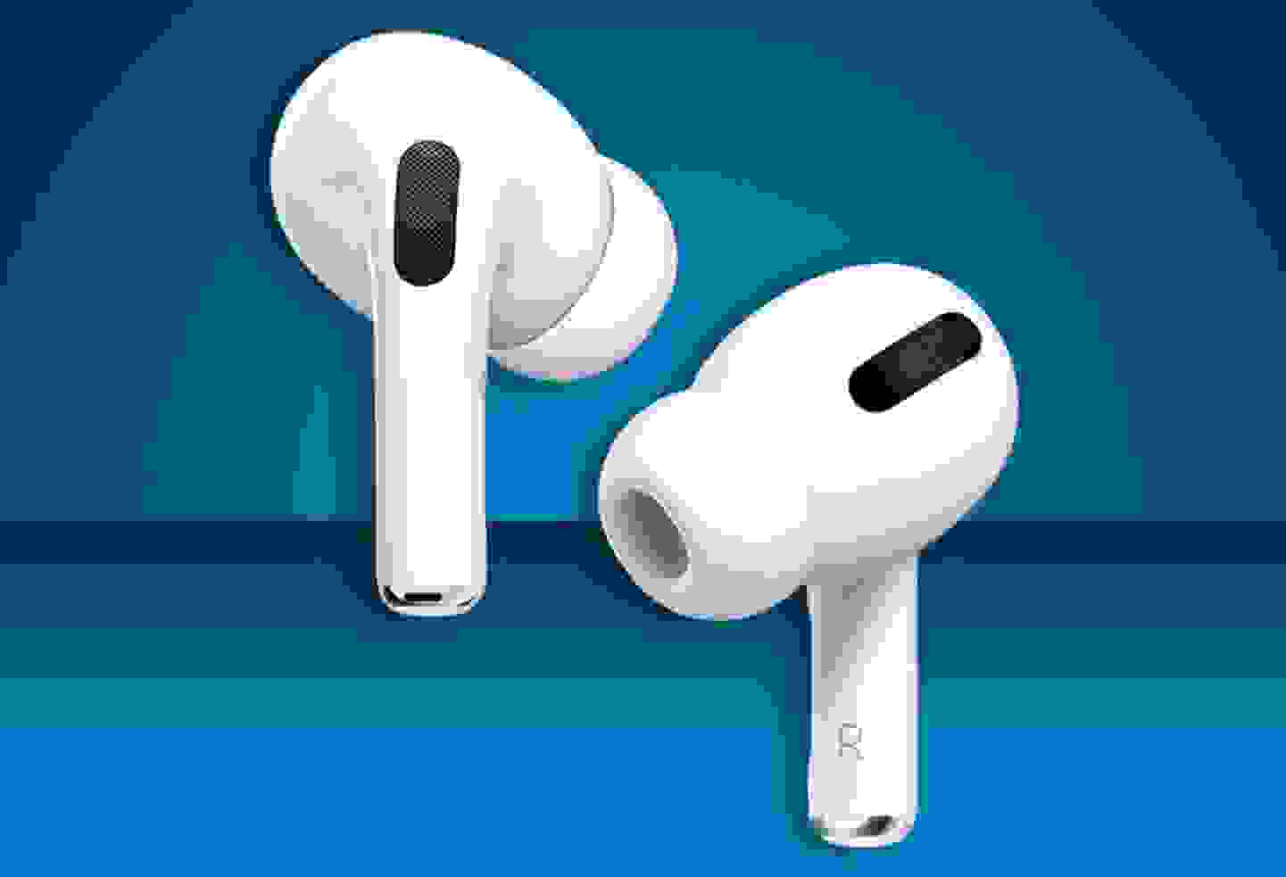 Apple - AirPods Pro + »