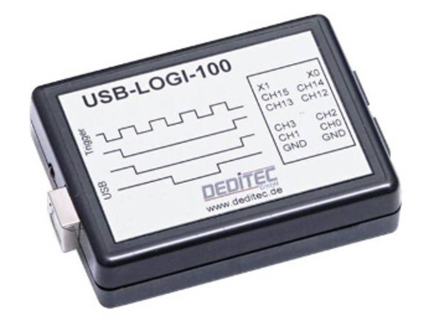 USB-Dantenerfassungsmodul