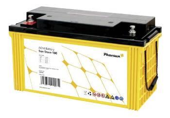 Bly AGM-batteri