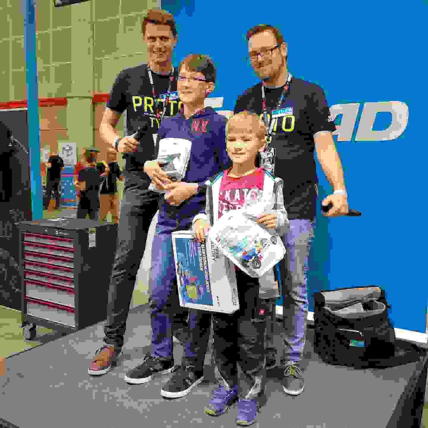 Maker Faire Berlin 2019 - Sieger
