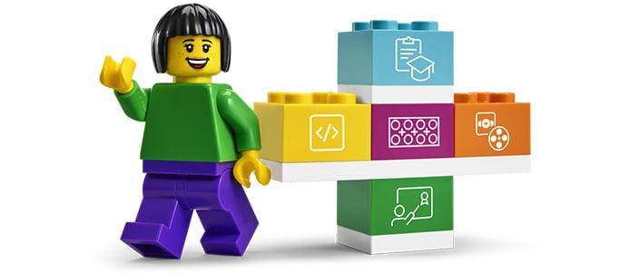 LEGO Lernsystem