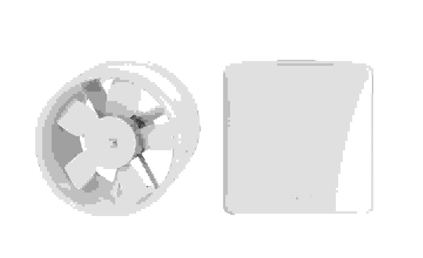 Sygonix - Rohr - Einschublüfter & Abdeckung