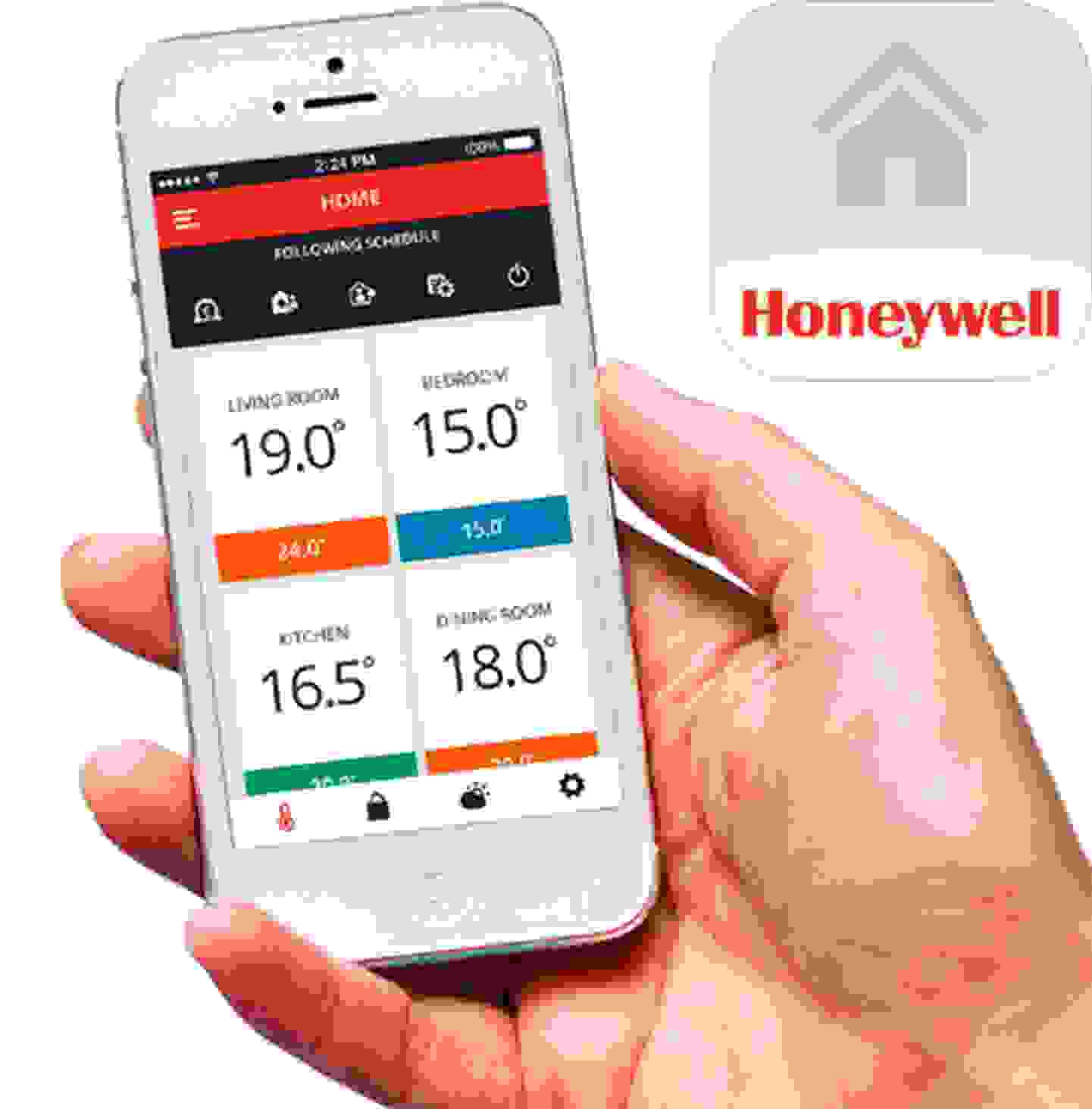App Total Connect Comfort von Honeywell