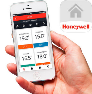 App Total Connect Comfort von Honeywell