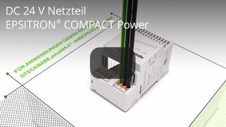 DC 24 V Netzteil - EPSITRON® COMPACT Power