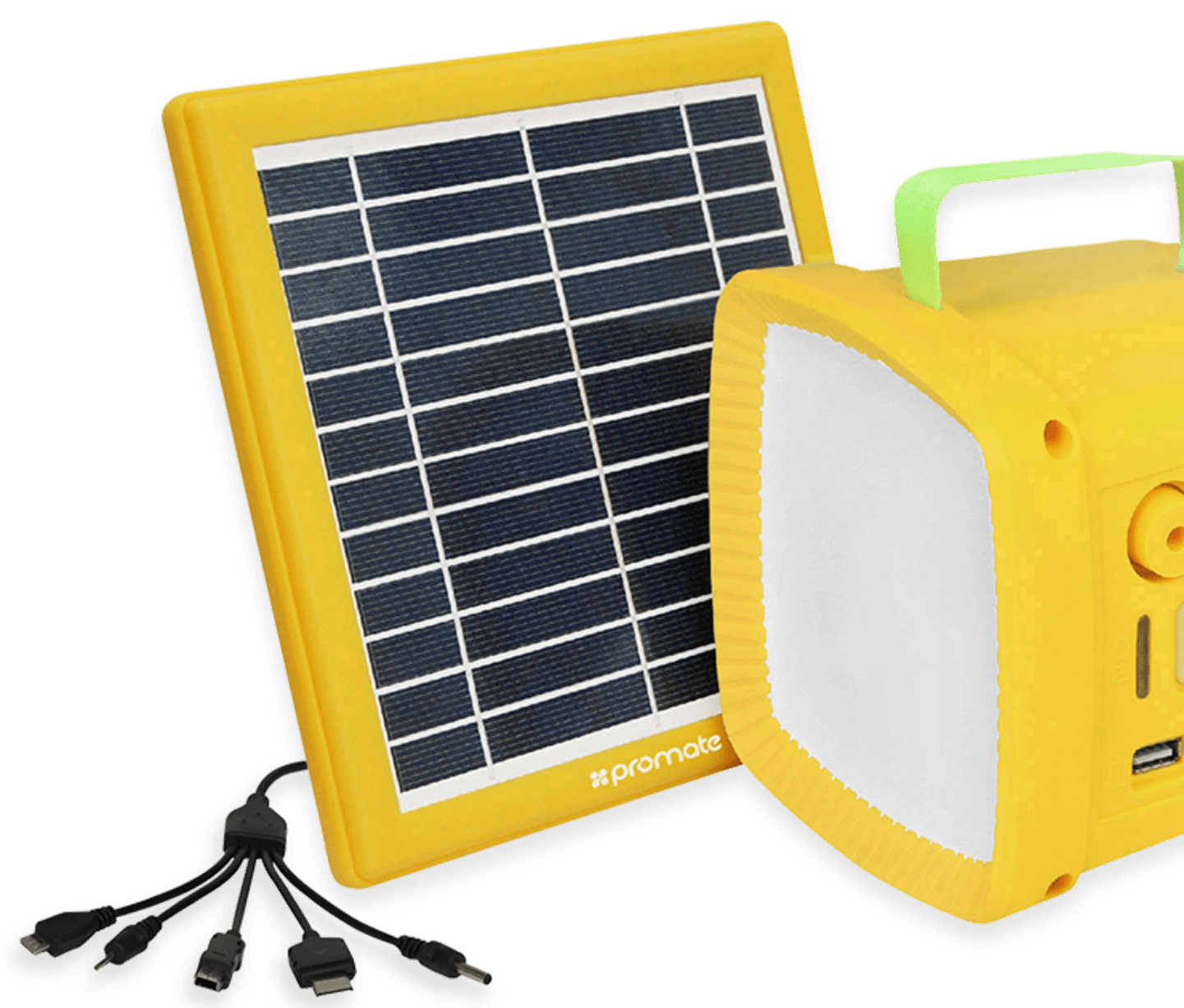 Pro Mate - SolarTorch1 SolarTorch-1 LED Camping-Leuchte »
