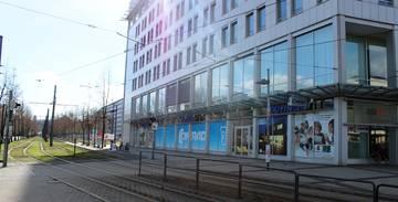 Filiale Dresden Aussenansicht