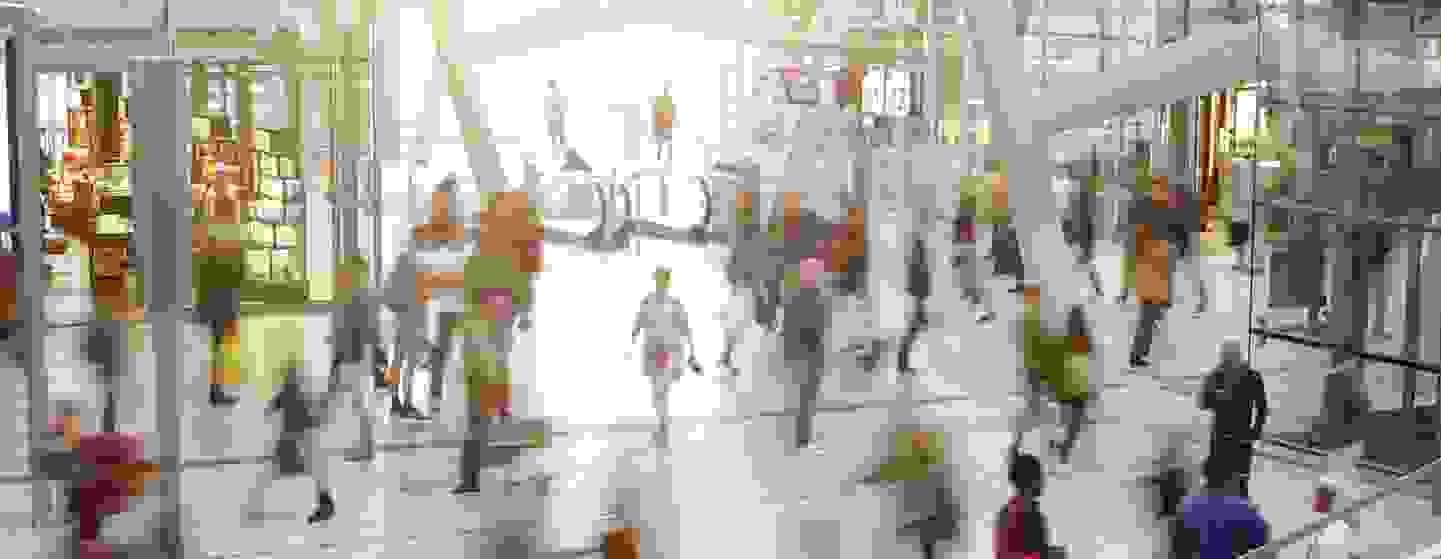 Verbesserte Shopping Experience mit IoT