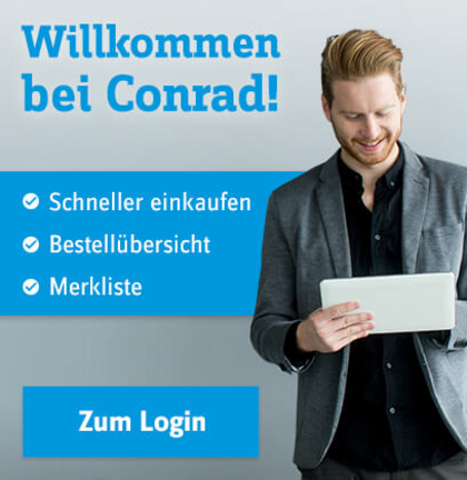 Willkommen bei Conrad.de