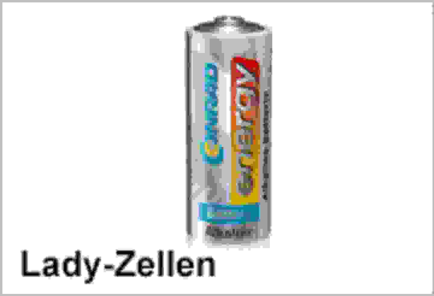 Conrad Energy Lady-Batterien