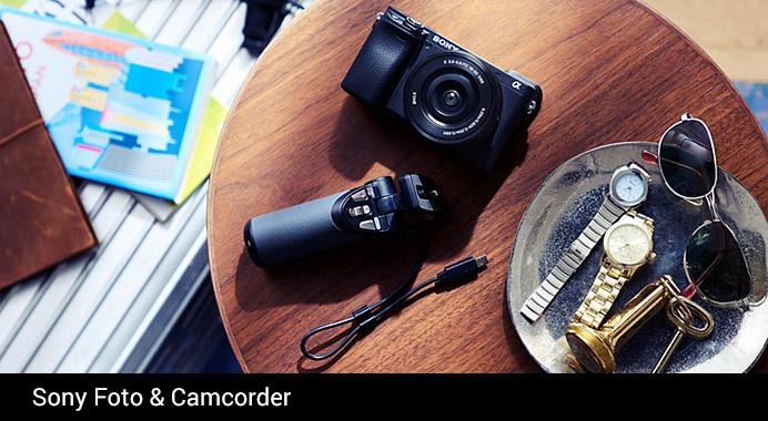 Sony Foto & Camcorder