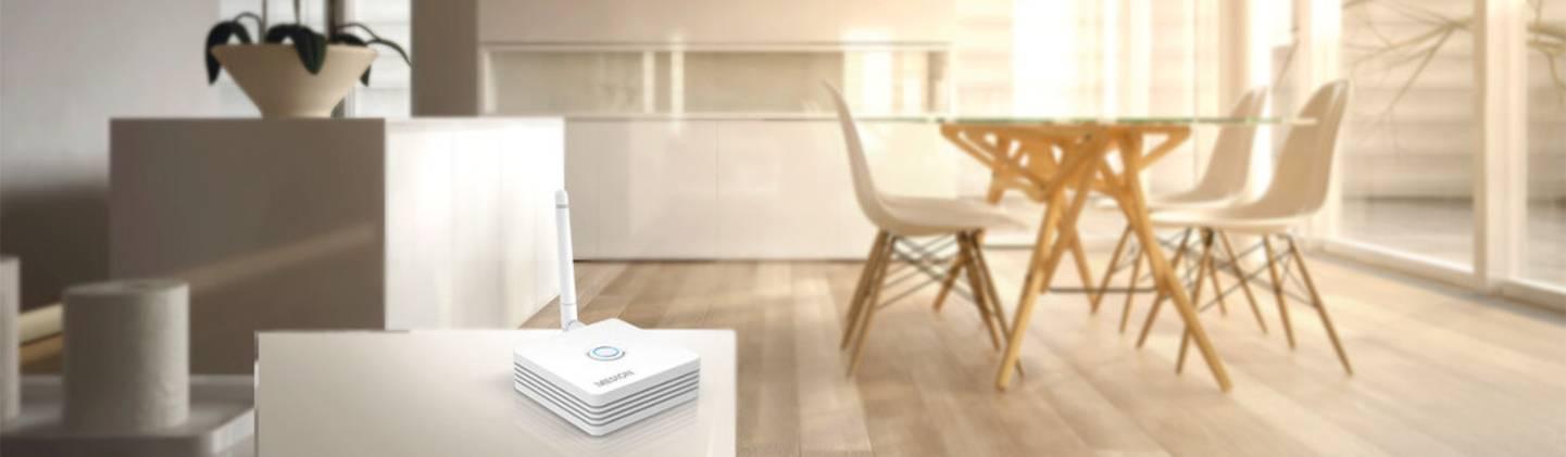 Wohnkomfort mit Hausautomatisierung