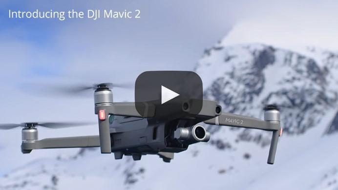 DJI – Mavic 2 – Vorstellung der Mavic 2