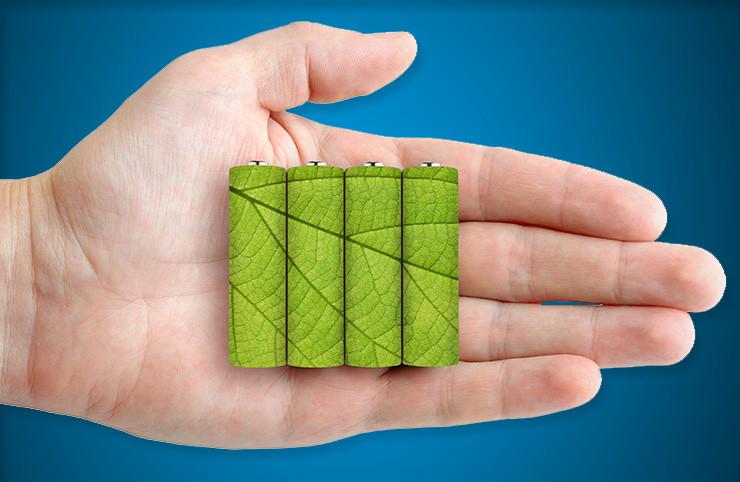 Batterien und Akkus umweltfreundlich einsetzen »