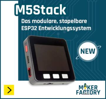 MAKERFACTORY M5Stack